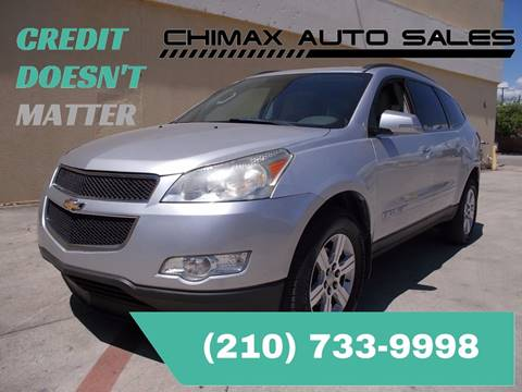 2009 Chevrolet Traverse for sale at Chimax Auto Sales in San Antonio TX