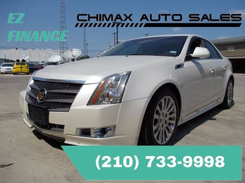 2011 Cadillac CTS for sale at Chimax Auto Sales in San Antonio TX