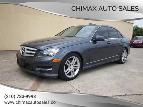 2013 Mercedes-Benz C-Class for sale in San Antonio, TX