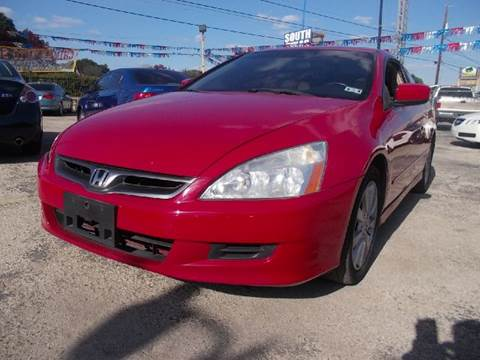 2006 Honda Accord for sale at Chimax Auto Sales in San Antonio TX