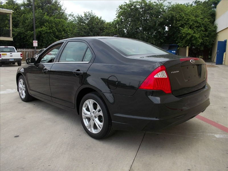 2012 Ford Fusion for sale at Chimax Auto Sales in San Antonio TX