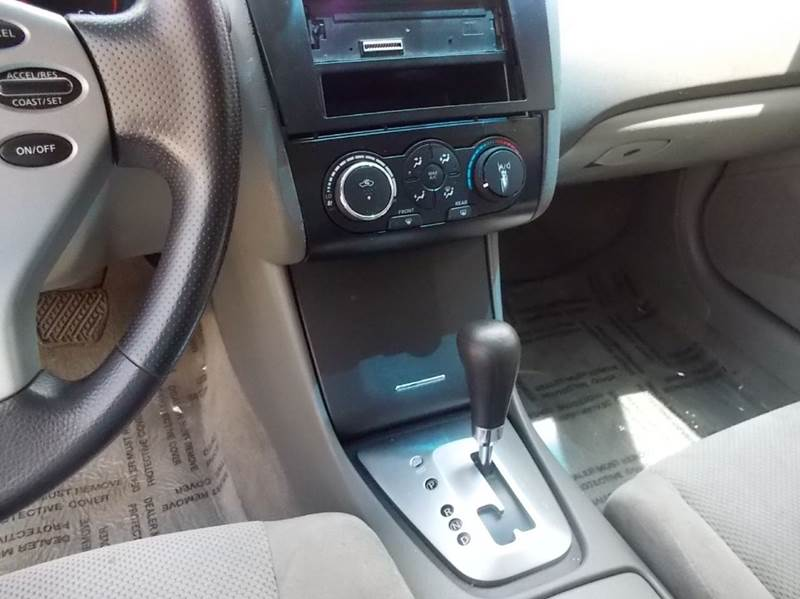 2007 Nissan Altima for sale at Chimax Auto Sales in San Antonio TX