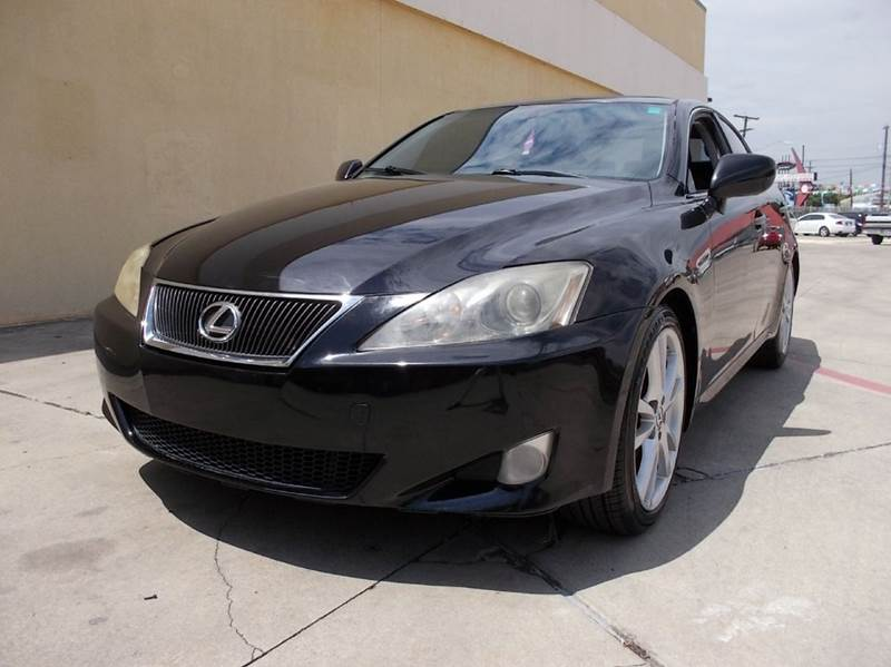 2006 Lexus IS 350 for sale at Chimax Auto Sales in San Antonio TX