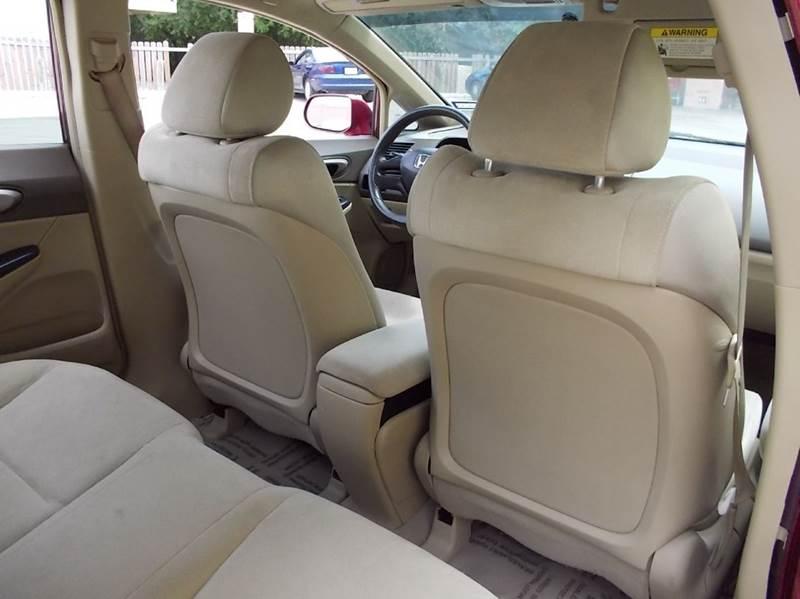 2008 Honda Civic for sale at Chimax Auto Sales in San Antonio TX