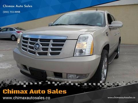 Cadillac San Antonio >> 2007 Cadillac Escalade For Sale In San Antonio Tx
