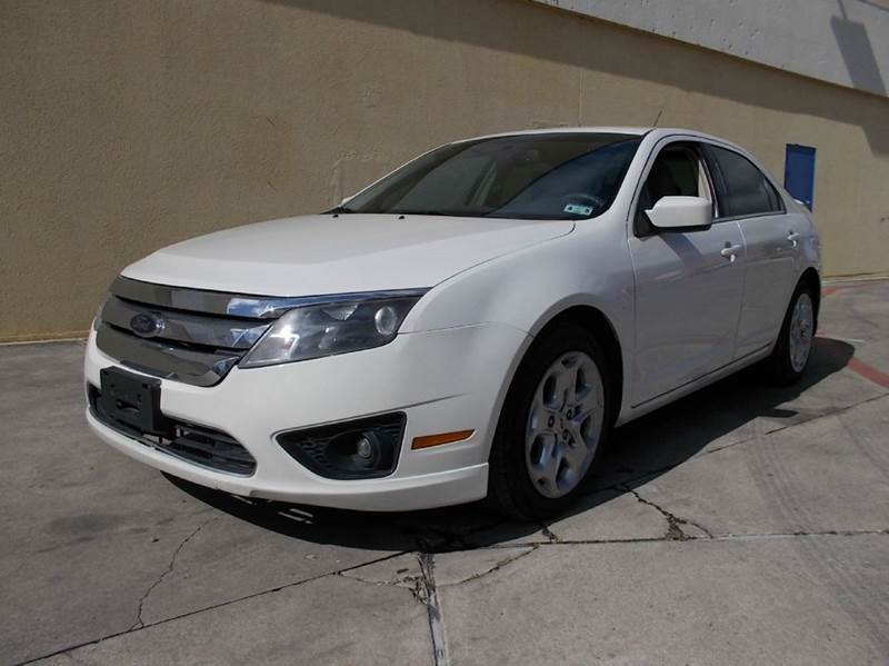 2010 Ford Fusion for sale at Chimax Auto Sales in San Antonio TX