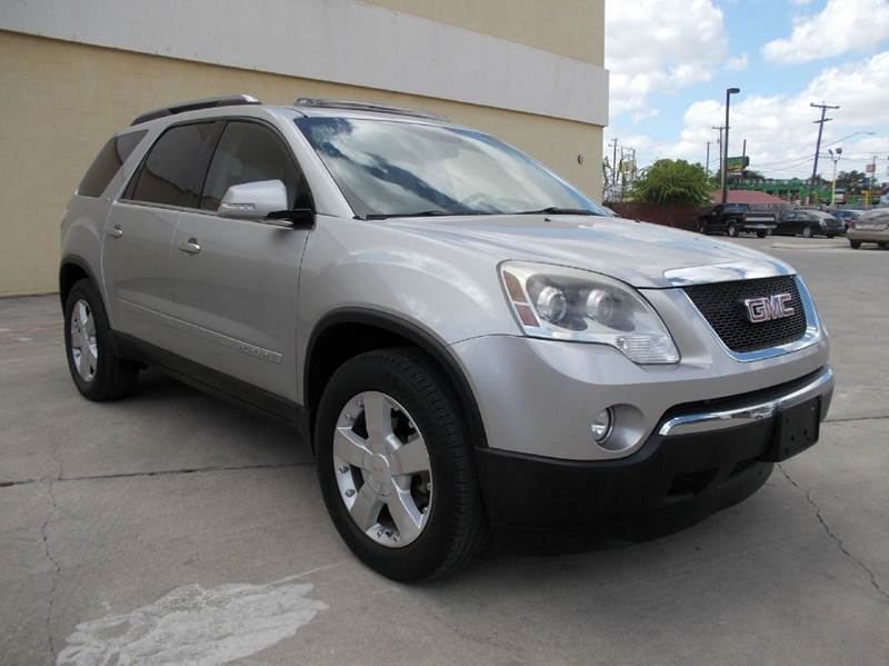 2007 GMC Acadia for sale at Chimax Auto Sales in San Antonio TX