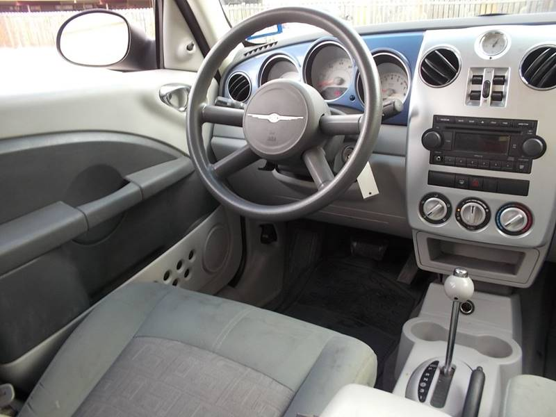 2007 Chrysler PT Cruiser for sale at Chimax Auto Sales in San Antonio TX