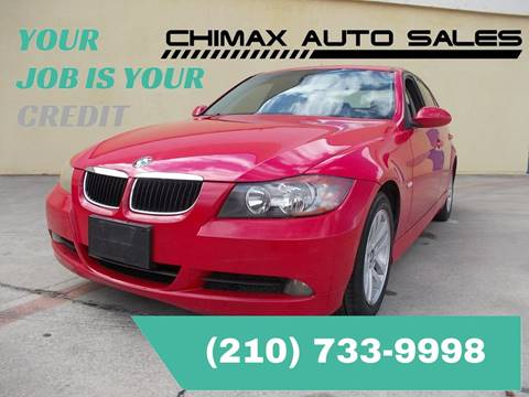 2006 BMW 3 Series for sale at Chimax Auto Sales in San Antonio TX