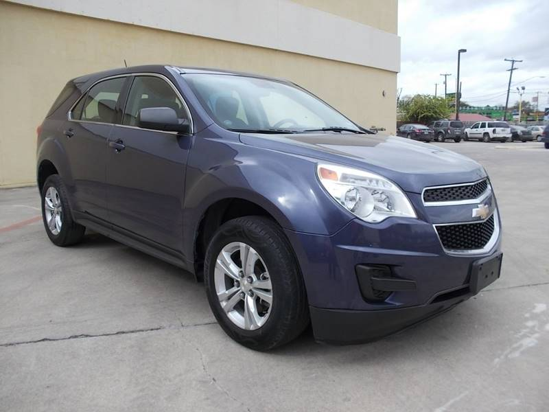 2014 Chevrolet Equinox for sale at Chimax Auto Sales in San Antonio TX