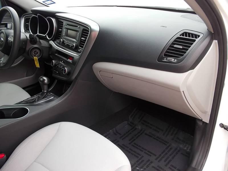 2015 Kia Optima for sale at Chimax Auto Sales in San Antonio TX