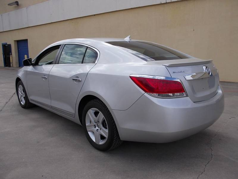 2011 Buick LaCrosse for sale at Chimax Auto Sales in San Antonio TX