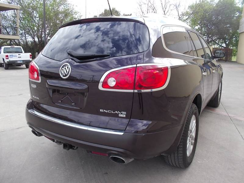 2009 Buick Enclave for sale at Chimax Auto Sales in San Antonio TX