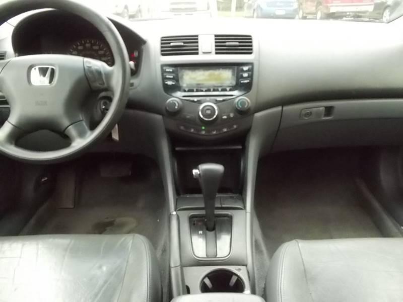 2003 Honda Accord for sale at Chimax Auto Sales in San Antonio TX