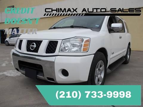 2006 Nissan Armada for sale in San Antonio, TX