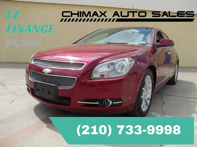 2009 Chevrolet Malibu for sale at Chimax Auto Sales in San Antonio TX