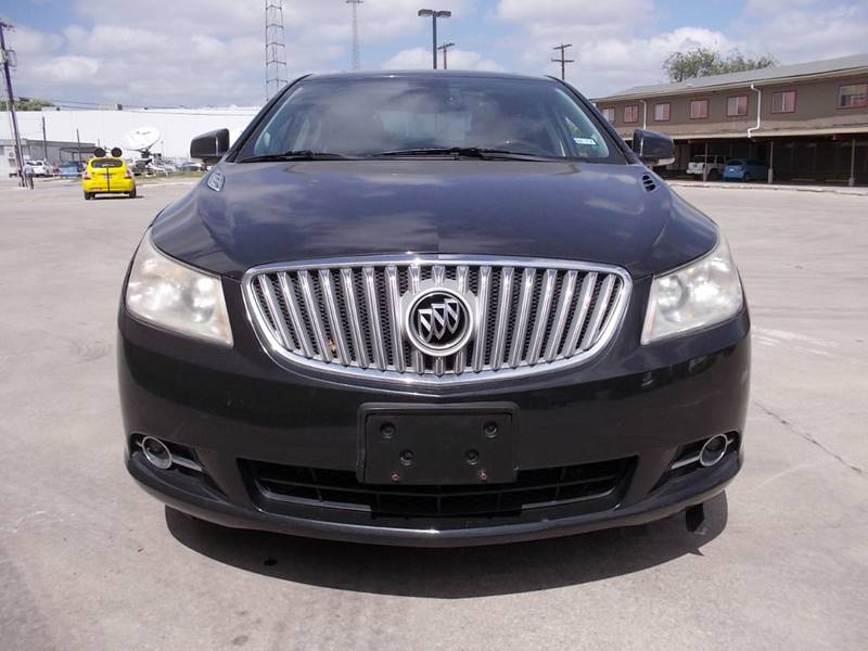 2010 Buick LaCrosse for sale at Chimax Auto Sales in San Antonio TX