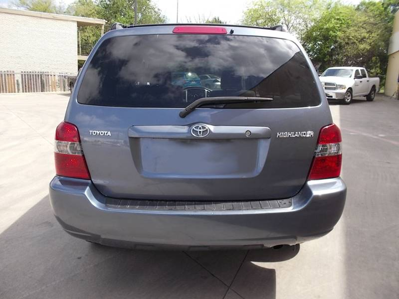 2005 Toyota Highlander for sale at Chimax Auto Sales in San Antonio TX