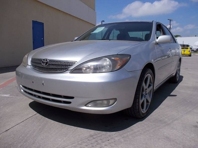 2002 Toyota Camry for sale at Chimax Auto Sales in San Antonio TX