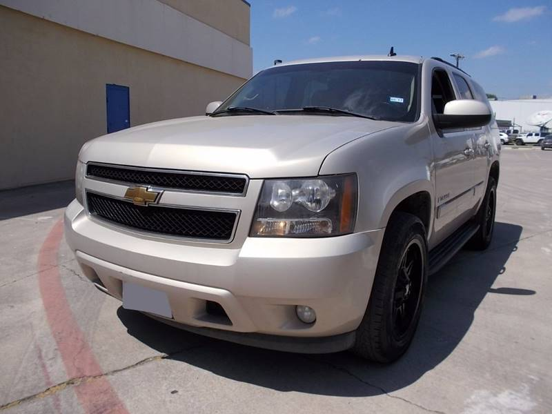 2007 Chevrolet Tahoe for sale at Chimax Auto Sales in San Antonio TX