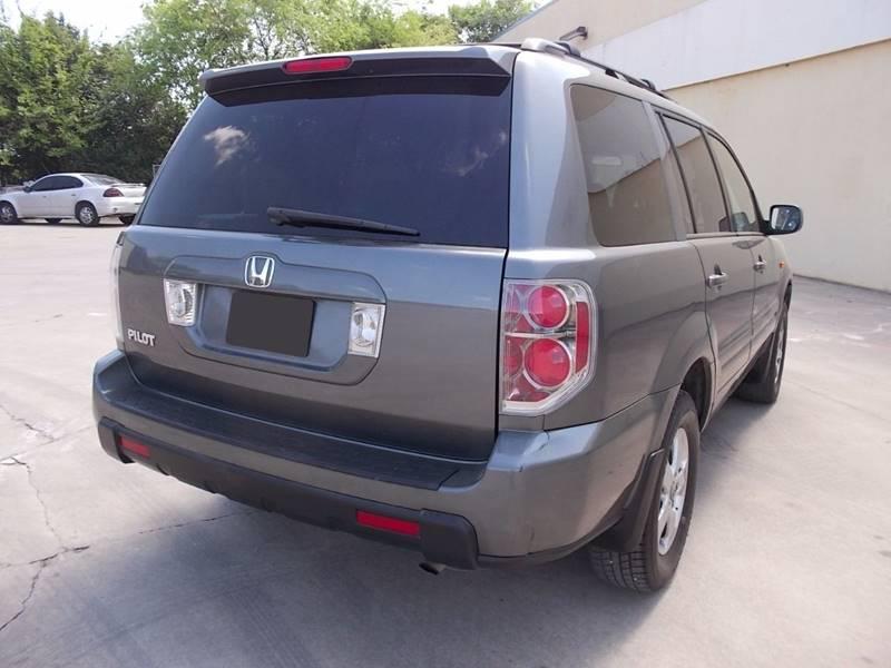 2007 Honda Pilot for sale at Chimax Auto Sales in San Antonio TX