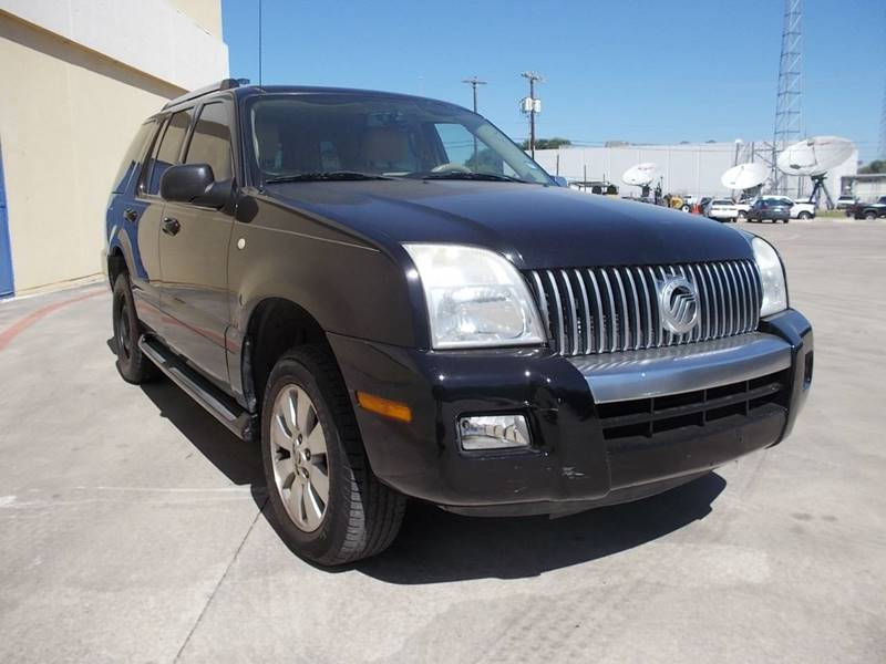 2006 Mercury Mountaineer for sale at Chimax Auto Sales in San Antonio TX