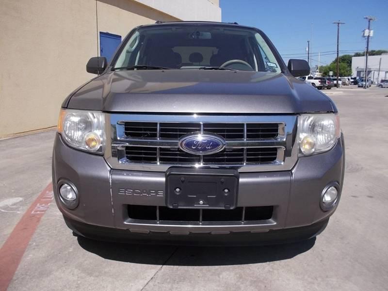 2009 Ford Escape for sale at Chimax Auto Sales in San Antonio TX