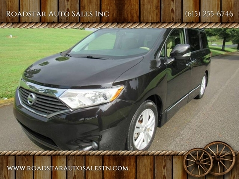 2012 Nissan Quest for sale in Nashville, TN