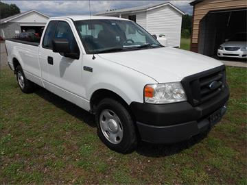 2005 Ford F-150 for sale at Good Guys Cars in Statesville NC