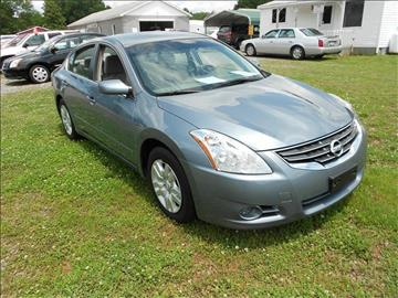 2010 Nissan Altima for sale at Good Guys Cars in Statesville NC