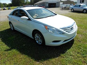 2012 Hyundai Sonata for sale at Good Guys Cars in Statesville NC