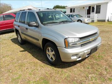 2005 Chevrolet TrailBlazer for sale at Good Guys Cars in Statesville NC