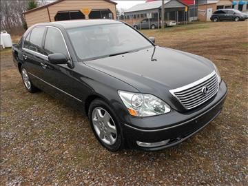 2004 Lexus LS 430 for sale at Good Guys Cars in Statesville NC