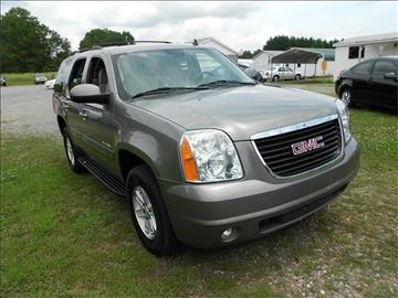 2009 GMC Yukon for sale at Good Guys Cars in Statesville NC