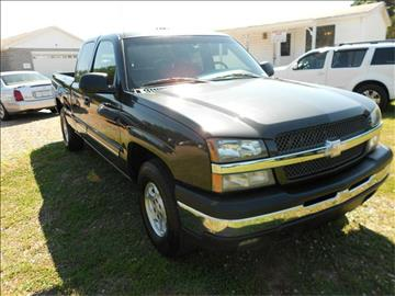 2003 Chevrolet Silverado 1500 for sale at Good Guys Cars in Statesville NC