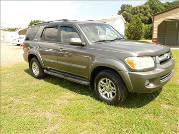 2006 Toyota Sequoia for sale at Good Guys Cars in Statesville NC
