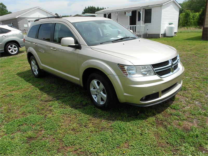 2011 Dodge Journey for sale at Good Guys Cars in Statesville NC