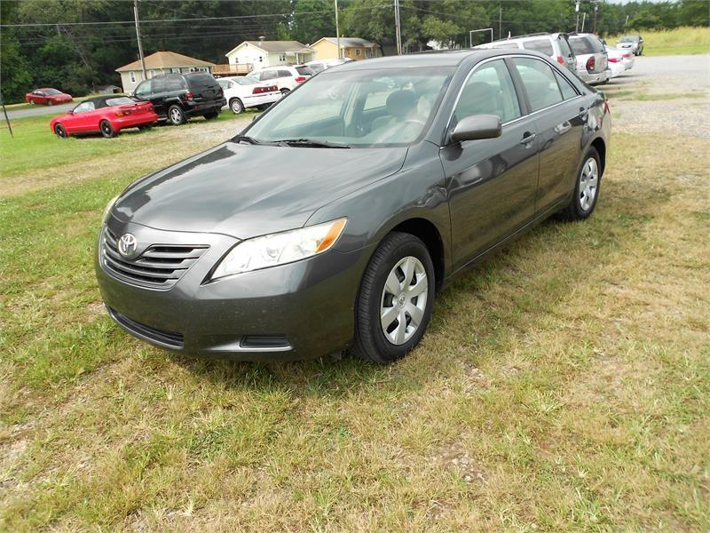 2007 Toyota Camry for sale at Good Guys Cars in Statesville NC