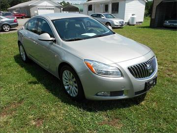 2011 Buick Regal for sale at Good Guys Cars in Statesville NC