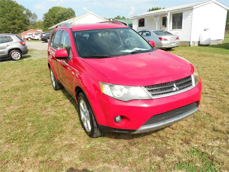 2007 Mitsubishi Outlander for sale at Good Guys Cars in Statesville NC