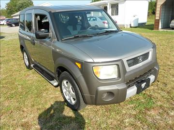 2003 Honda Element for sale at Good Guys Cars in Statesville NC