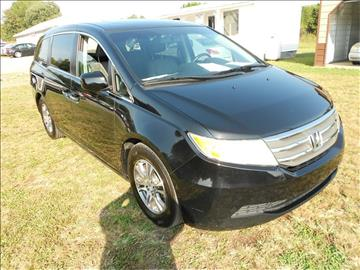 2011 Honda Odyssey for sale at Good Guys Cars in Statesville NC