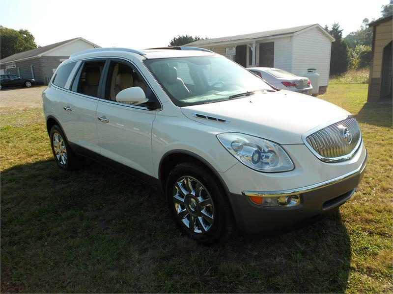 2011 Buick Enclave for sale at Good Guys Cars in Statesville NC