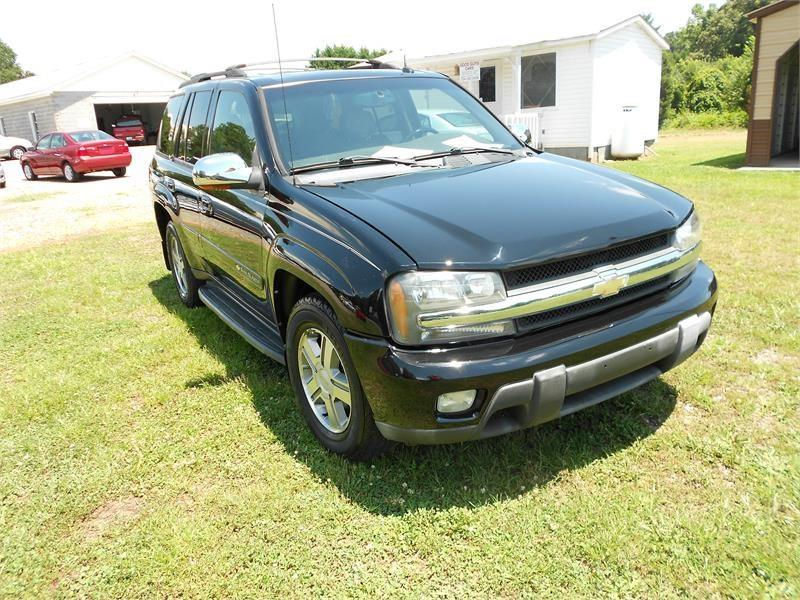 2004 Chevrolet TrailBlazer for sale at Good Guys Cars in Statesville NC