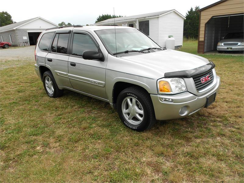 2004 GMC Envoy for sale at Good Guys Cars in Statesville NC