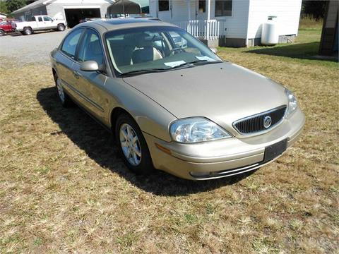 2000 Mercury Sable for sale at Good Guys Cars in Statesville NC