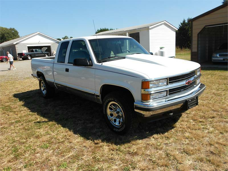 1996 Chevrolet C/K 1500 Series for sale at Good Guys Cars in Statesville NC