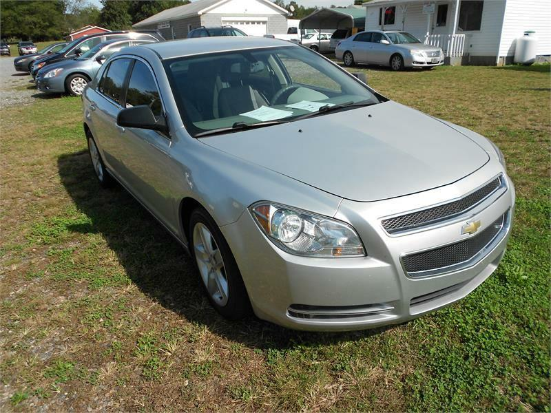 2009 Chevrolet Malibu for sale at Good Guys Cars in Statesville NC