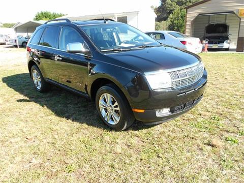 2010 Lincoln MKX for sale at Good Guys Cars in Statesville NC