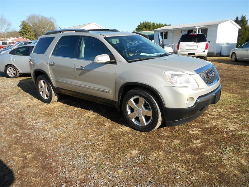 gmc for at in details auto slt acadia inventory toledo oh max sale